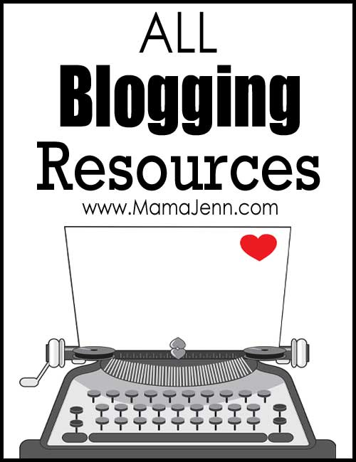 All Blogging Resources