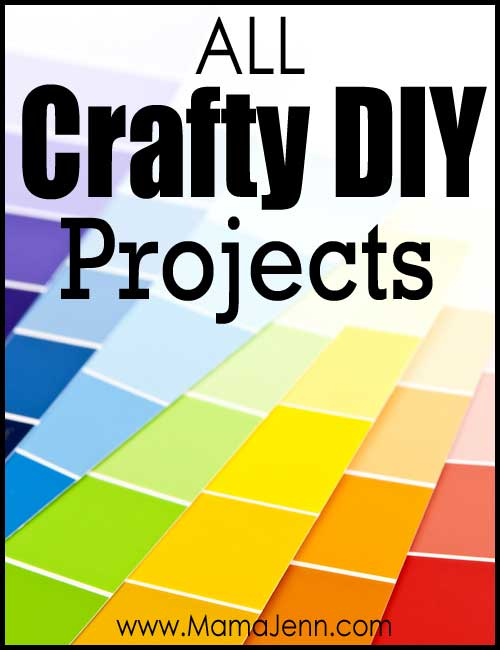 All Crafty DIY Tutorials