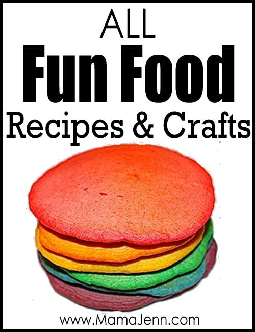 All Fun Food Recipes and Crafts