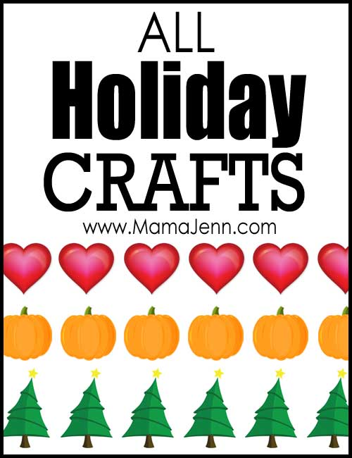 All Holiday Crafts for kids