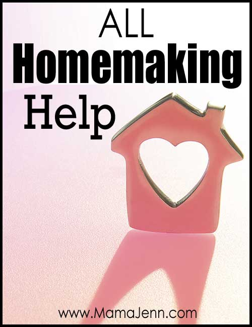 All Homemaking Help