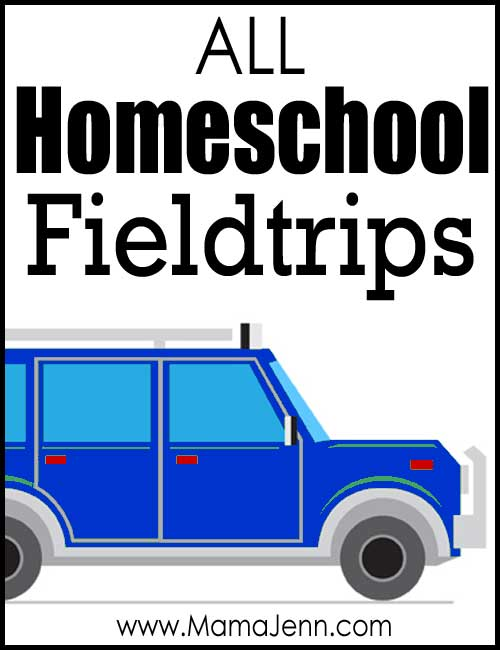 All Homeschool Fieldtrips