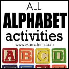 All Alphabet Activities