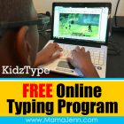 KidzType: FREE Online Typing Program