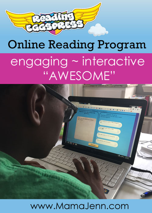 Reading Eggs Online Learning Program