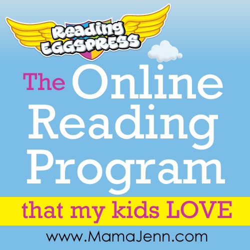 Reading Eggs: Online Reading Program