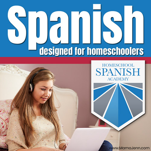 Earn High School Credit with Homeschool Spanish Academy