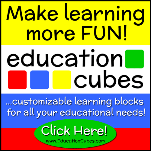 Education Cubes _ Learn More!
