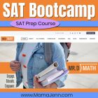 Mr. D Math Online SAT Bootcamp