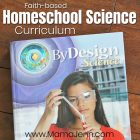 By Design Science: Faith-based Homeschool Curriculum
