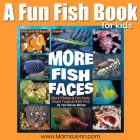 More Fish Faces: A Fun Fish Book for Kids