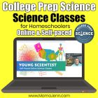 College Prep Science Online Self-paced Classes