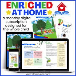 Enriched at Home Digital Subscription