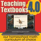Teaching Textbooks & My Homeschool Math Confession