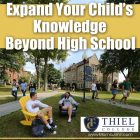 Thiel College Welcomes Homeschoolers!