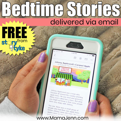 Bedtime Stories Made Easy!