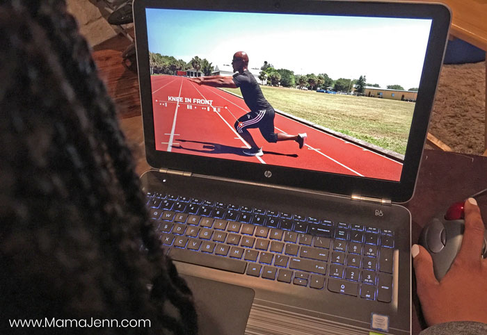 Training Like an Olympic Runner Course Demo