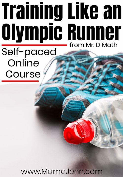 Training Like an Olympic Runner Self-paced Online Course