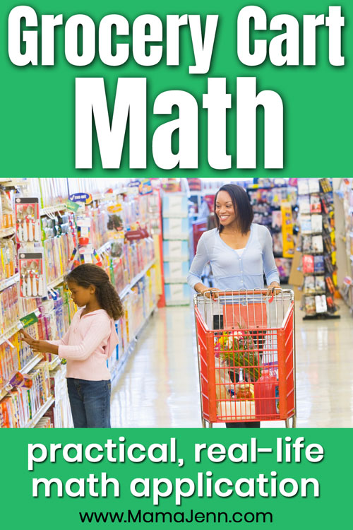 Practical Grocery Cart Math for Kids