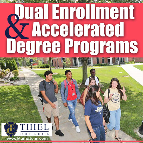 Dual Enrollment & Accelerated Degrees at Thiel College